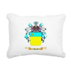 Nerat Rectangular Canvas Pillow