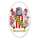 Nelson Sticker (Oval 50 pk)