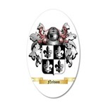 Nelson (Ireland) 35x21 Oval Wall Decal
