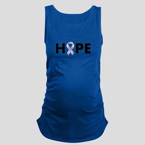 Lavender/Periwinkle Ribbon Hope Tank Top