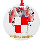 Nelligan Round Ornament