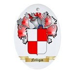 Nelligan Oval Ornament