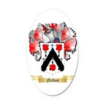 Nellies Oval Car Magnet