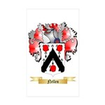 Nellen Sticker (Rectangle 50 pk)