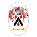 Nell Sticker (Oval 50 pk)