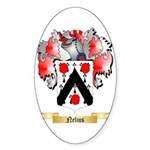 Nelius Sticker (Oval 50 pk)