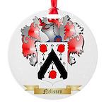 Nelissen Round Ornament