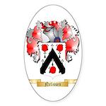 Nelissen Sticker (Oval 50 pk)