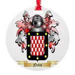 Nelis Round Ornament