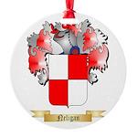 Neligan Round Ornament