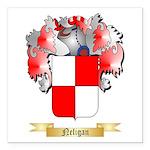 Neligan Square Car Magnet 3