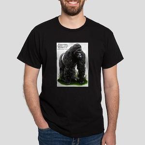 Eastern Lowland Gorilla Dark T-Shirt
