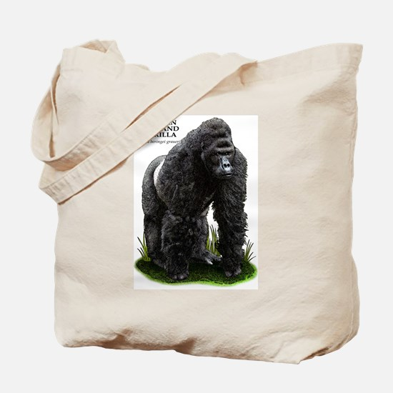 Eastern Lowland Gorilla Tote Bag