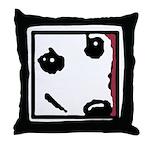 Corgi FaceThrow Pillow