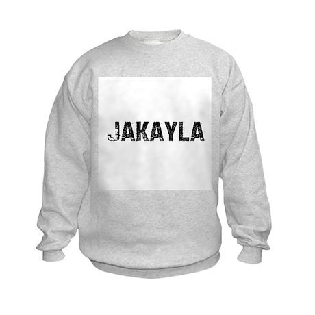 Jakayla Kids Sweatshirt