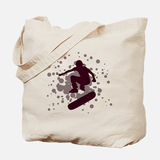 bubbles skateboarding Tote Bag
