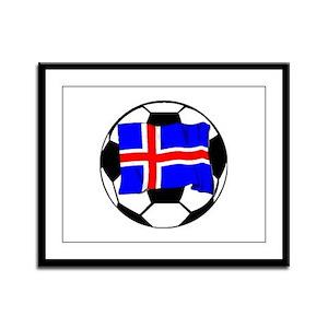Iceland Framed Panel Print