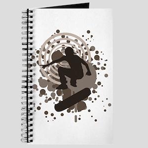 skateboard graphic Journal