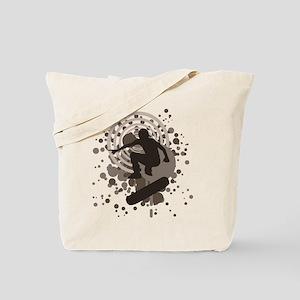 skateboard graphic Tote Bag