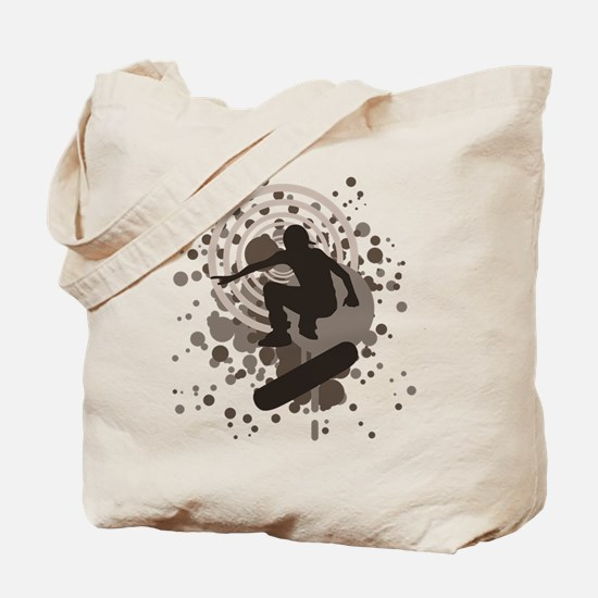 skateboard graphic Tote Bag