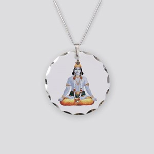 Krishna Lotus Muscle Necklace