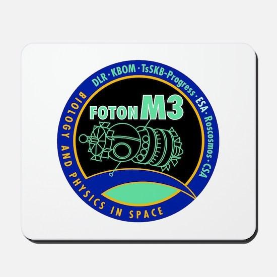 Foton M3 Mousepad