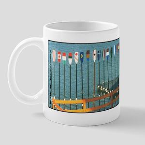 """Oars""Mug"