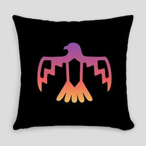 Sunset Thunderbird Everyday Pillow