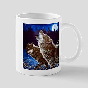 Howling Wolves Mug