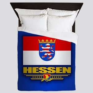 Hessen Queen Duvet