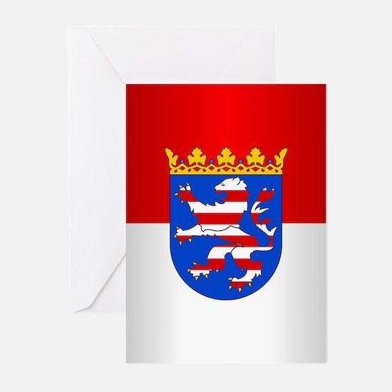 Hessen Greeting Cards