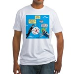 SCUBA Confusion Fitted T-Shirt