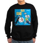 SCUBA Confusion Sweatshirt (dark)