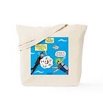 SCUBA Confusion Tote Bag