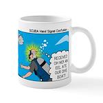 SCUBA Confusion Mug