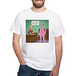 Pajama Expert White T-Shirt