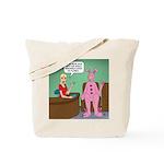 Pajama Expert Tote Bag