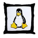 LiNUX Horizon Throw Pillow