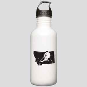 Ski Montana Stainless Water Bottle 1.0L