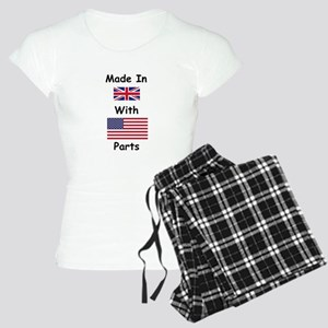 Made In England With Americ Women's Light Pajamas
