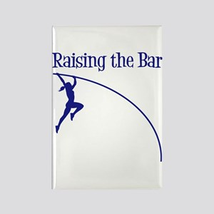 POLE VAULT Rectangle Magnet