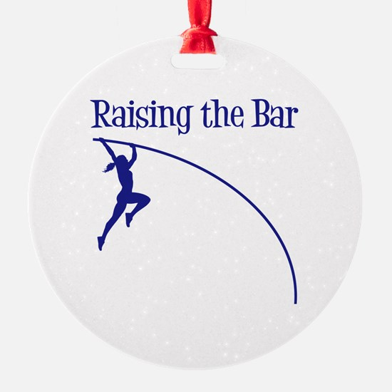 POLE VAULT Ornament