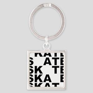 skate stack Keychains