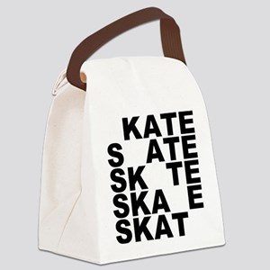 skate stack Canvas Lunch Bag