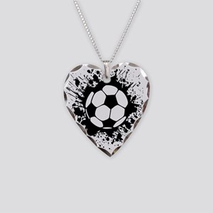 soccer splats Necklace