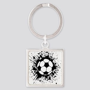 soccer splats Keychains