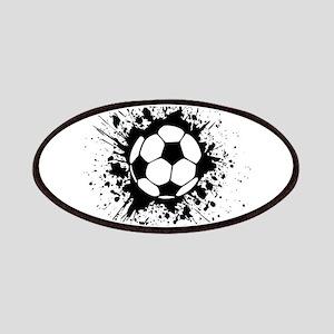soccer splats Patch