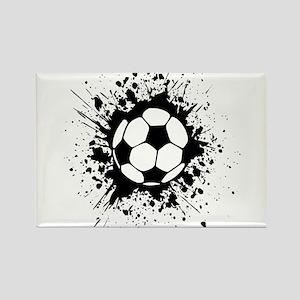 soccer splats Magnets