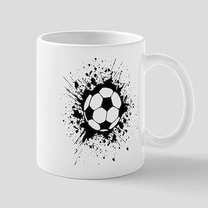 soccer splats Mugs