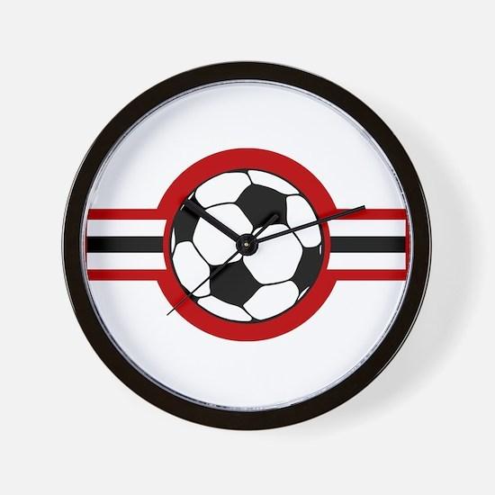 soccer airstar Wall Clock